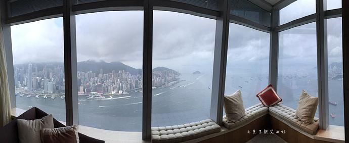 25 【香港自由行】香港麗思卡爾頓酒店 The Ritz-Carlton Hong Kong 香港星級酒店極致饗宴-住房環境分享