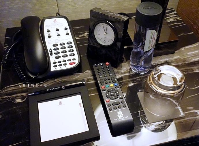 28 【香港自由行】香港麗思卡爾頓酒店 The Ritz-Carlton Hong Kong 香港星級酒店極致饗宴-住房環境分享