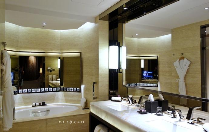 26 【香港自由行】香港麗思卡爾頓酒店 The Ritz-Carlton Hong Kong 香港星級酒店極致饗宴-住房環境分享