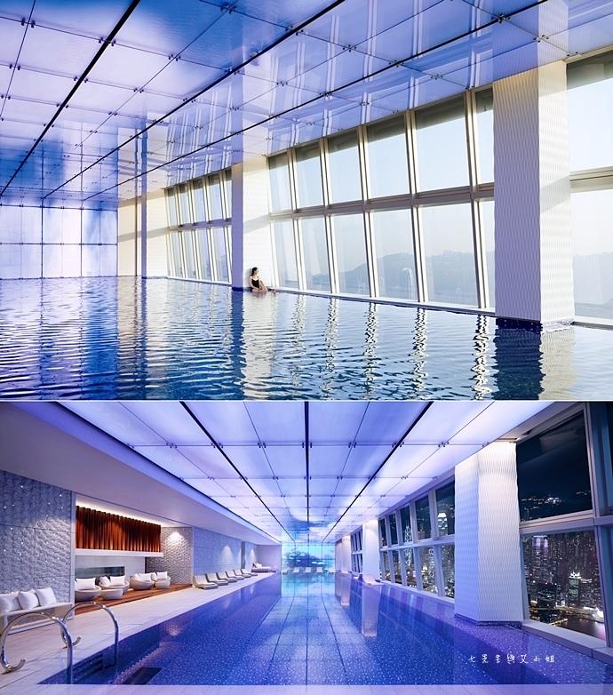 34 【香港自由行】香港麗思卡爾頓酒店 The Ritz-Carlton Hong Kong 香港星級酒店極致饗宴-住房環境分享