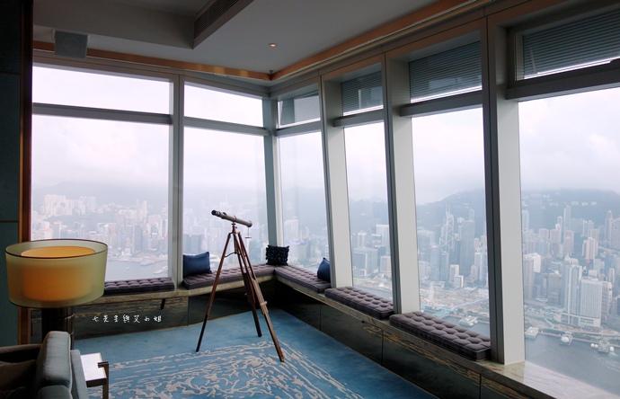 41 【香港自由行】香港麗思卡爾頓酒店 The Ritz-Carlton Hong Kong 香港星級酒店極致饗宴-住房環境分享