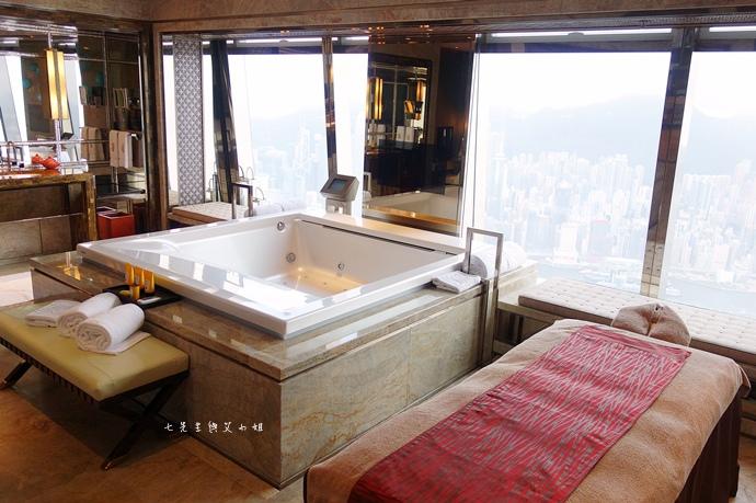 43 【香港自由行】香港麗思卡爾頓酒店 The Ritz-Carlton Hong Kong 香港星級酒店極致饗宴-住房環境分享
