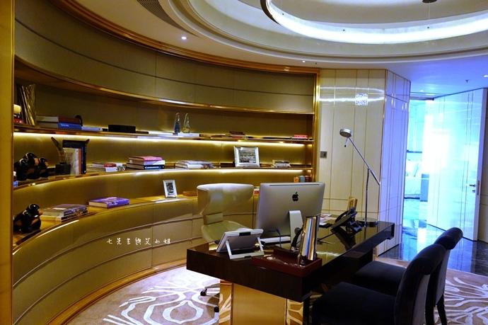 38 【香港自由行】香港麗思卡爾頓酒店 The Ritz-Carlton Hong Kong 香港星級酒店極致饗宴-住房環境分享