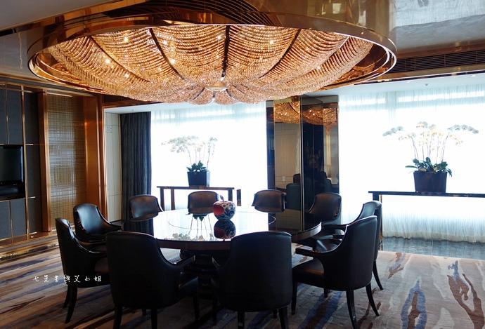 37 【香港自由行】香港麗思卡爾頓酒店 The Ritz-Carlton Hong Kong 香港星級酒店極致饗宴-住房環境分享