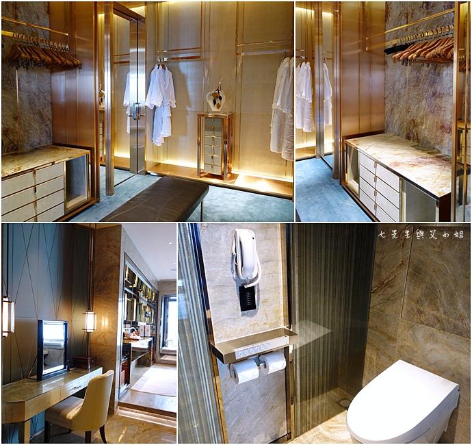 46 【香港自由行】香港麗思卡爾頓酒店 The Ritz-Carlton Hong Kong 香港星級酒店極致饗宴-住房環境分享