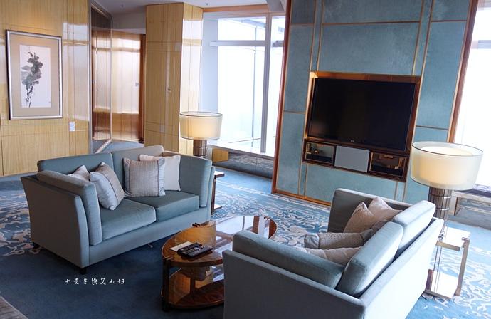 40 【香港自由行】香港麗思卡爾頓酒店 The Ritz-Carlton Hong Kong 香港星級酒店極致饗宴-住房環境分享