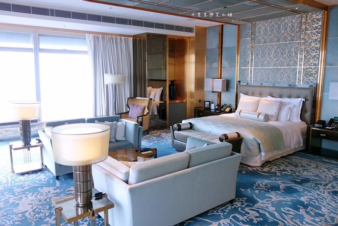 39 【香港自由行】香港麗思卡爾頓酒店 The Ritz-Carlton Hong Kong 香港星級酒店極致饗宴-住房環境分享