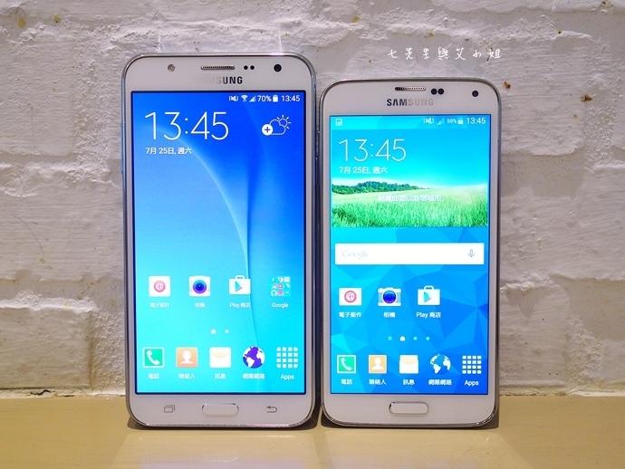 13 Samsung Galaxy J7 大光圈 前閃燈 快啟相機.JPG