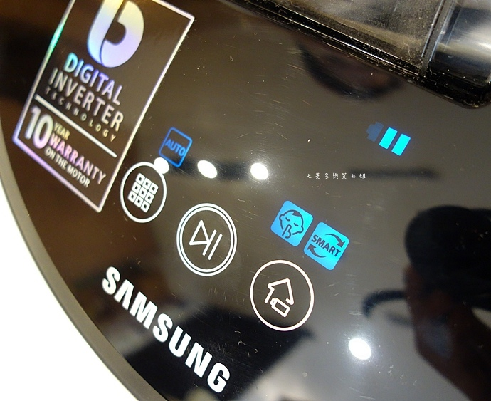46 Samsung POWERbot 掃地機器人.JPG