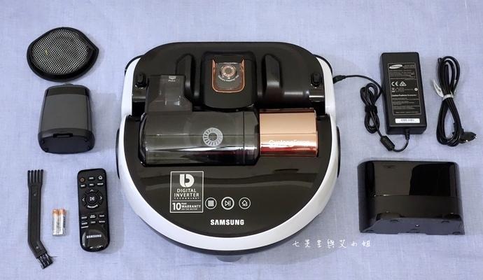 6 Samsung POWERbot 掃地機器人.JPG