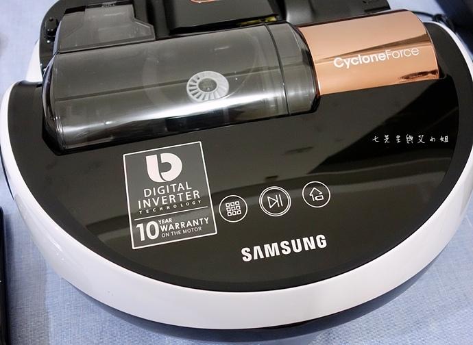7 Samsung POWERbot 掃地機器人.JPG