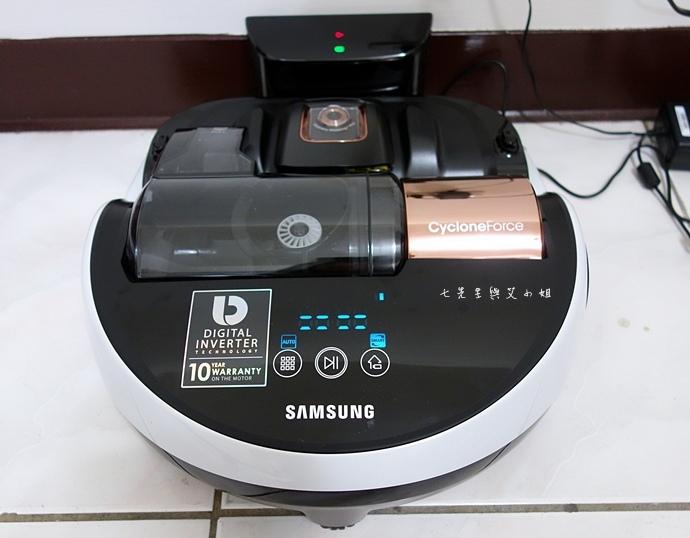 26 Samsung POWERbot 掃地機器人.JPG