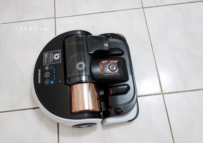 30 Samsung POWERbot 掃地機器人.JPG