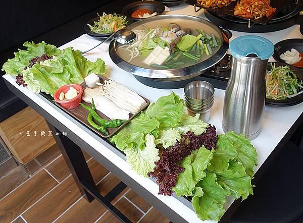 10 韓國第一品牌 八色韓式烤肉