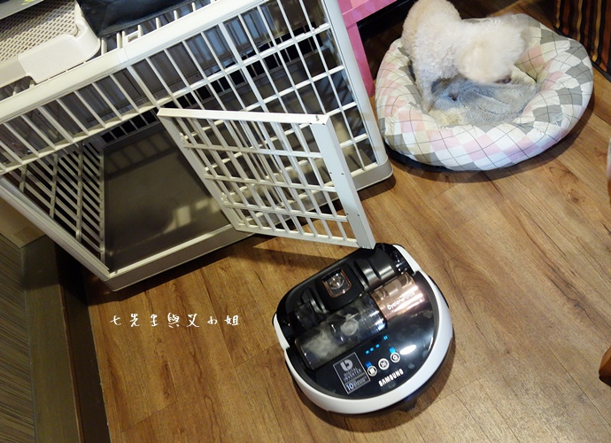 3 Samsung VR20H9050UW POWERbot