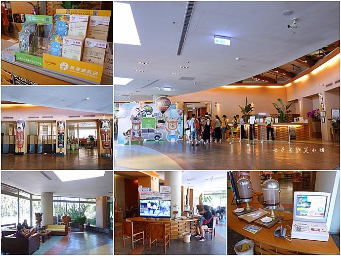 4 台東鹿鳴溫泉酒店熱氣球享鹿飛飛