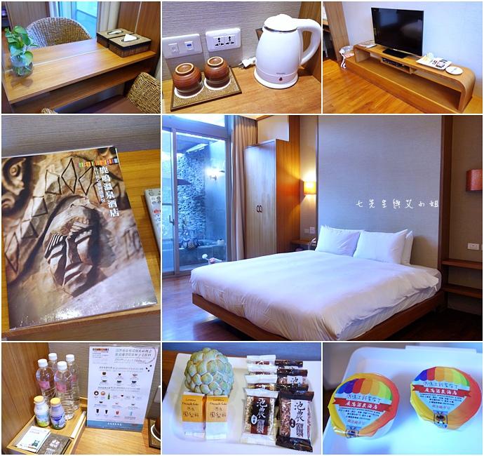 8 台東鹿鳴溫泉酒店熱氣球享鹿飛飛