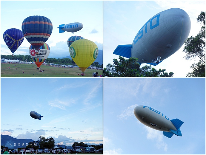 30 台東鹿鳴溫泉酒店熱氣球享鹿飛飛