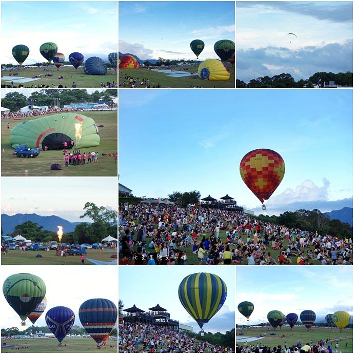 25 台東鹿鳴溫泉酒店熱氣球享鹿飛飛