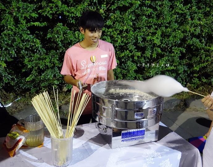 38 台東鹿鳴溫泉酒店熱氣球享鹿飛飛