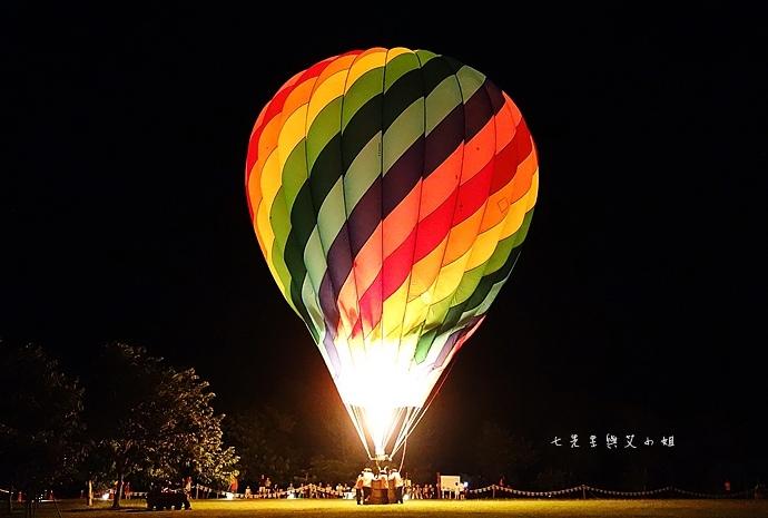 35 台東鹿鳴溫泉酒店熱氣球享鹿飛飛