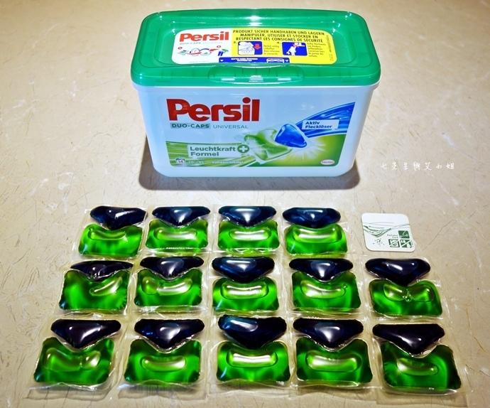 6 Persil 寶瀅 DUO-CAPS 雙效洗衣膠囊.JPG