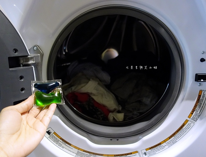12 Persil 寶瀅 DUO-CAPS 雙效洗衣膠囊.JPG