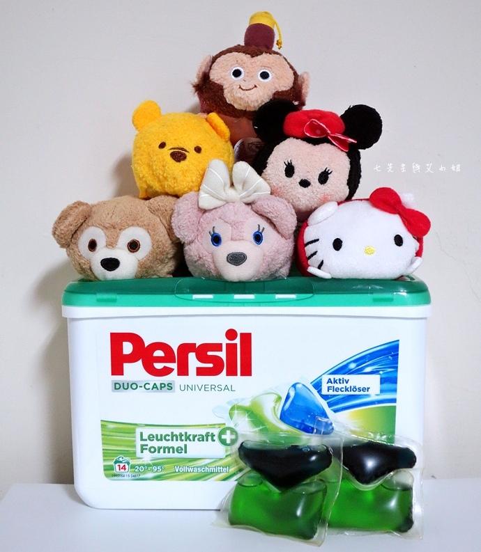 17 Persil 寶瀅 DUO-CAPS 雙效洗衣膠囊.JPG