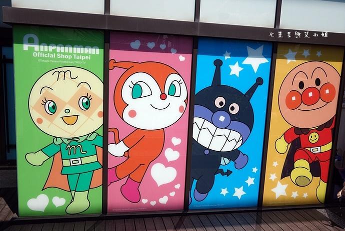 9 麵包超人館 台灣 海外第一家.JPG