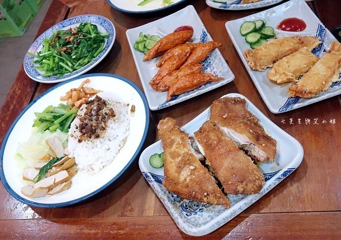 0 玉林雞腿大王 食尚玩家 台北舊城 文青FU微旅行 老台北好好味.JPG