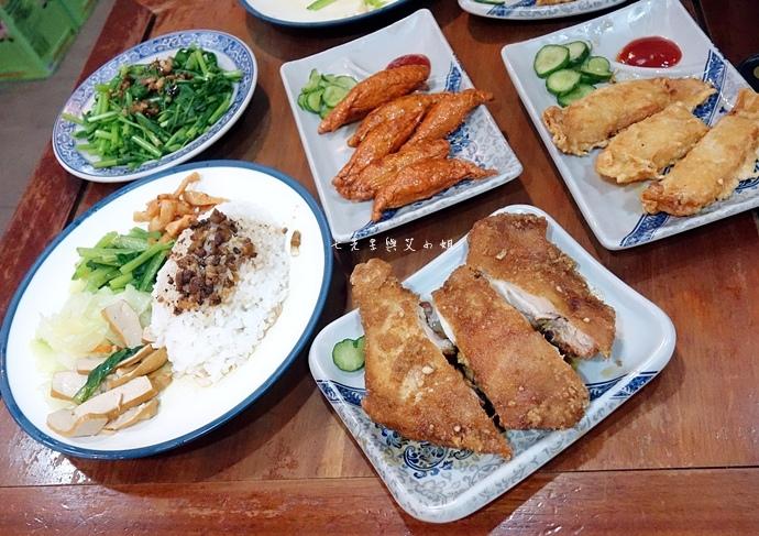 4 玉林雞腿大王 食尚玩家 台北舊城 文青FU微旅行 老台北好好味.JPG