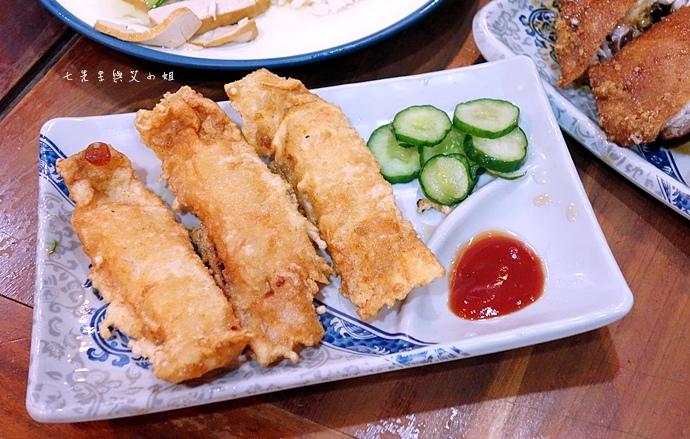 11 玉林雞腿大王 食尚玩家 台北舊城 文青FU微旅行 老台北好好味.JPG