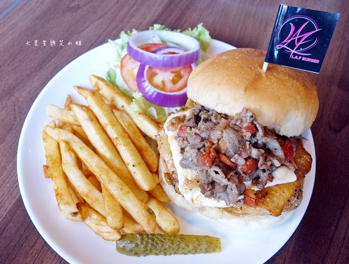 34 拉芙漢堡 L.A.F Burger