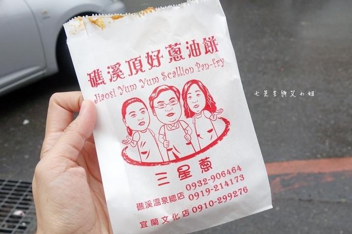 5 宜蘭伴手禮 奕順軒 小吃 礁溪頂好蔥油餅.JPG