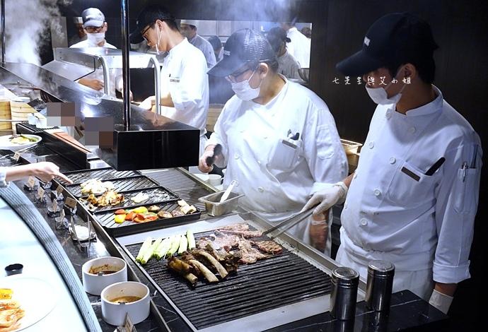 28晶華酒店 栢麗廳 BRASSERIE 自助 Buffet.JPG
