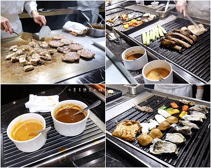 29晶華酒店 栢麗廳 BRASSERIE 自助 Buffet.JPG