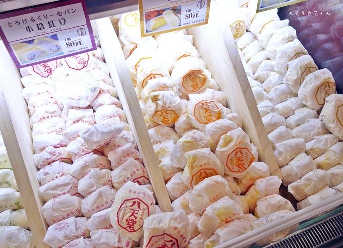 6 八天堂 日本人氣冠軍奶油麵包.JPG