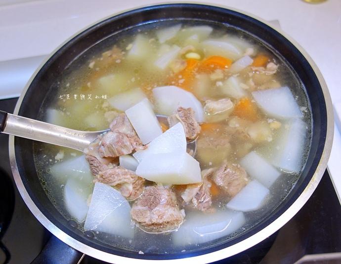 3 史家庄清燉牛肉湯.JPG