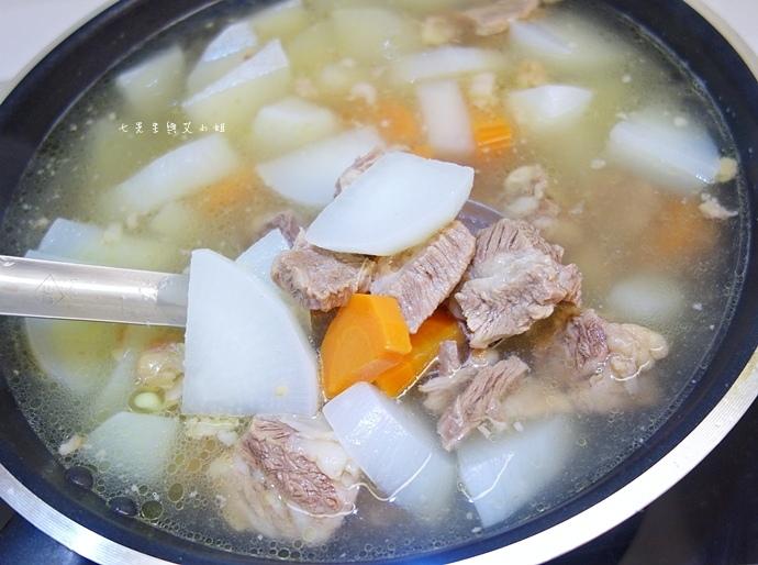 5 史家庄清燉牛肉湯.JPG
