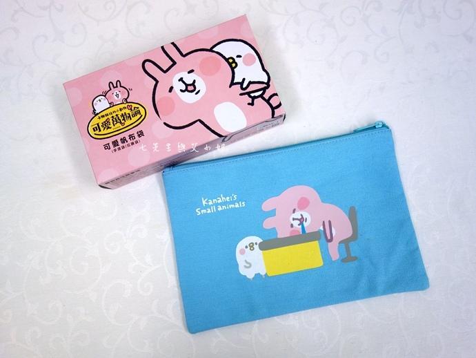 6 【超商集點】全家卡娜赫拉的小動物 P助與兔兔可愛萬物論集點活動來啦!托特包、拉鍊袋,折疊傘通通都可愛療癒的要命啊!