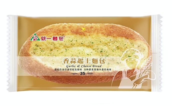 統一麵包香蒜起士