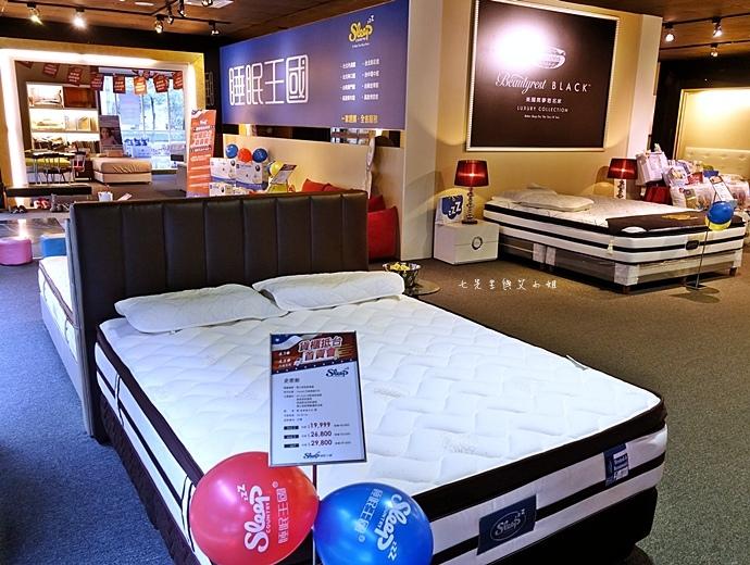36 睡眠王國 Sleep Country 美國席夢思名床2萬有找 貨櫃抵台首賣會.JPG