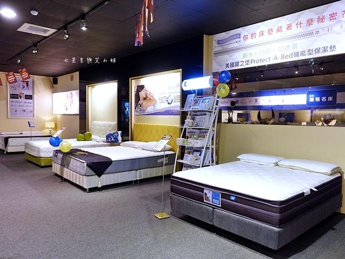 5 睡眠王國 Sleep Country 美國席夢思名床2萬有找 貨櫃抵台首賣會.JPG