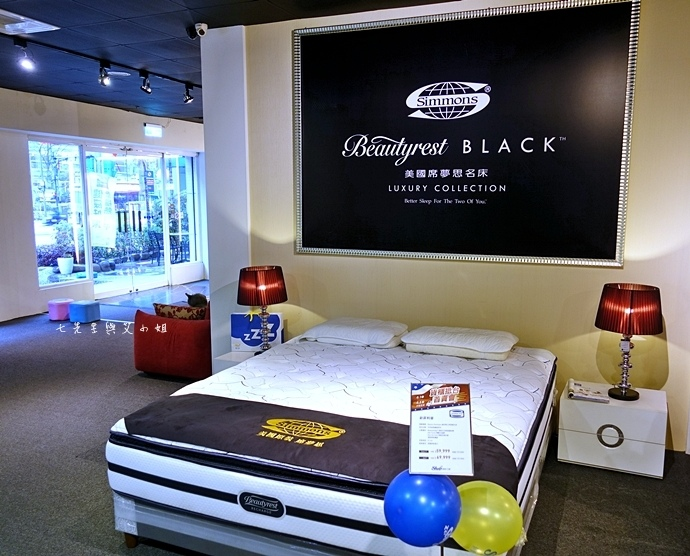 17 睡眠王國 Sleep Country 美國席夢思名床2萬有找 貨櫃抵台首賣會.JPG