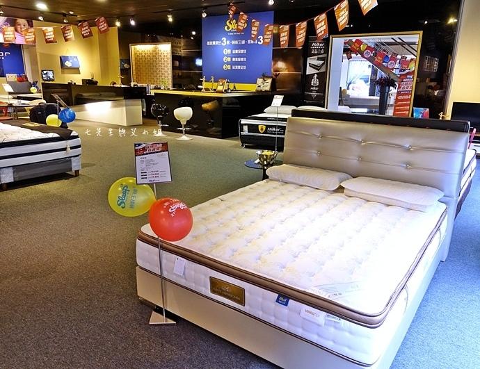 29 睡眠王國 Sleep Country 美國席夢思名床2萬有找 貨櫃抵台首賣會.JPG