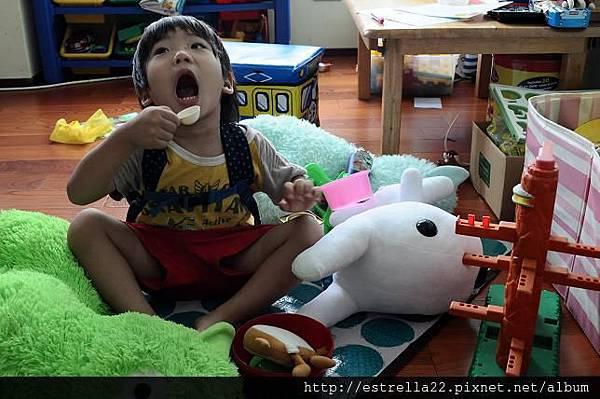 2013.0926@小乖在家野餐2