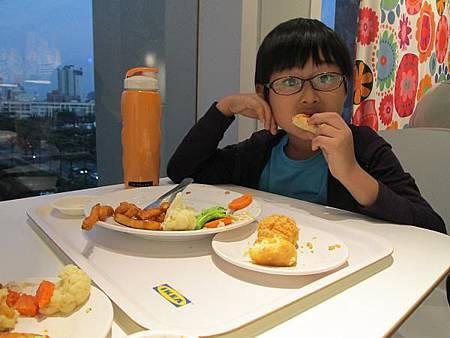 2013.1015@IKEA用餐6