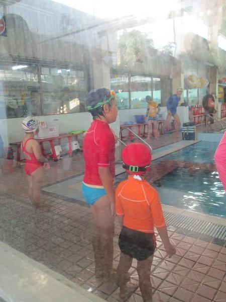 2013.1127@小乖第一次上游泳課2
