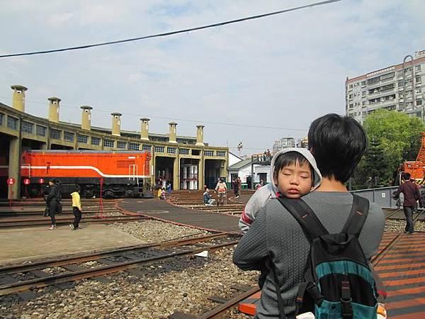 2014.0316@彰化扇形火車庫1.JPG