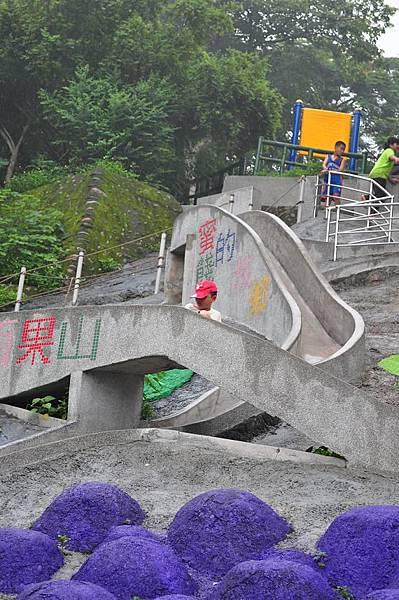 2014.0614@彰化百果山溜滑梯2